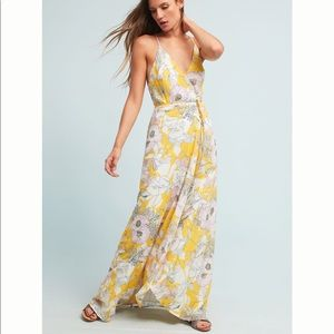 Dresses & Skirts - YUMI KIM Yara silk maxi dress